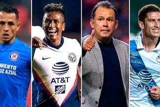 Liga MX con sabor peruano: Pedro Aquino, Yoshimar Yotún, Reynoso y Santiago Ormeño van por el título