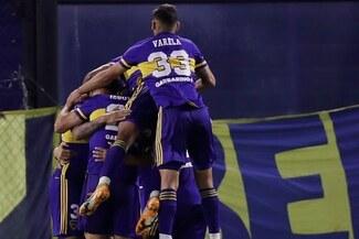 ¿Arranca Zambrano? El posible once de Boca Juniors para enfrentar a Barcelona SC - VIDEO