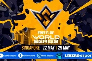 La Free Fire World Series 2021 Singapur comenzará sin 4 equipos clasificados