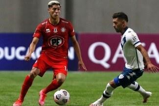 Con Luis Abram, Vélez venció 0-2 a Unión La Calera por la Copa Libertadores - VIDEO