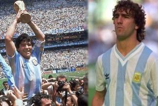 Néstor Lorenzo, el exitoso DT de Melgar que jugó la final de un Mundial con Diego Maradona