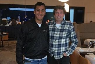 """Bonillo sobre Tapia: """"Está con algunas posibilidades para jugar la última fecha de LaLiga"""""""