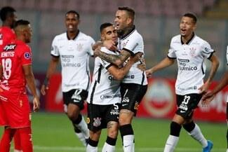 Copa Sudamericana: Sport Huancayo fue goleado 3-0 por Corinthians y sigue con cero puntos