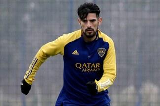 ¡No puede ser! Carlos Zambrano se lesionó y no será titular con Boca Juniors