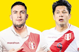 El poderoso ataque de la Selección Peruana: Lapadula y Ormeño desde el arranque