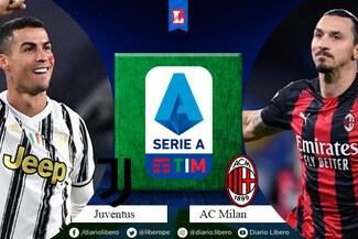 Juventus vs Milan EN VIVO ESPN: horarios, alineaciones y pronósticos de la Serie A
