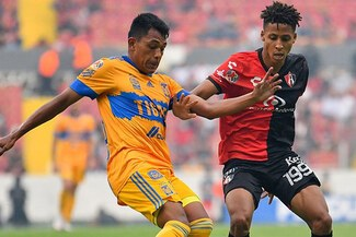 Atlas, con Anderson Santamaría, venció y eliminó por 1-0 a Tigres en la Liga MX - VIDEO