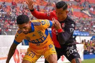 Atlas da el golpe en la Liga MX: con Anderson Santamaría, vencieron 1-0 a Tigres - VIDEO