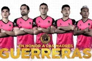 Liga 1: Cusco FC presentó camiseta exclusiva por el 'Día de la madre'