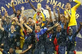 ¡Histórico! Francia obtuvo su segundo Mundial tras ganar 4-2 a Croacia