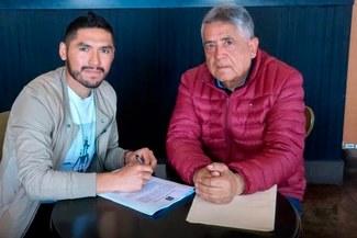 ¿Y Alianza Lima? Joel Sánchez es nuevo jugador del Melgar