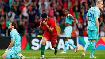 Portugal de Cristiano Ronaldo campeón de la UEFA Nations ...