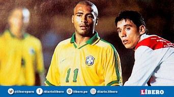 Peru Vs Brasil En Copa America 1997 Seleccion Peruana Goleada En Historial De Enfrentamientos Video Via Youtube Libero Pe