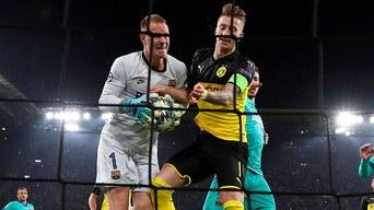 Image Result For En Vivo Borussia Dortmund Vs Barcelona En Vivo Resumen