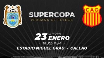 Atletico Grau Goleo 3 0 A Binacional Y Es El Campeon De La Supercopa Peruana 2020 Resultado Resumen Goles Youtube Video Libero Pe