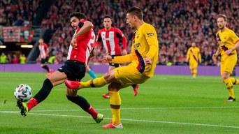 YouTube: Barcelona vs Athletic Bilbao por los cuartos de ...
