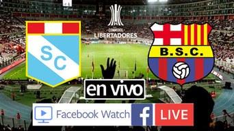 Resultado Goles Barcelona Vs Sporting Cristal Via Facebook Watch Youtube Por Copa Libertadores 2020 Fase 2 Estadistica Resumen Partido Barcelona Sc Vs Cristal Libero Pe