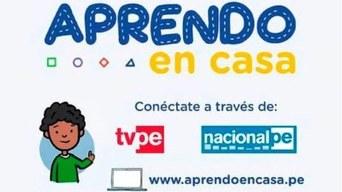 Radio Nacional EN VIVO Aprendo en Casa TV Peru hoy 4 Mayo ...