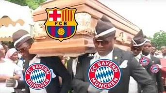 Champions League 2020- memes