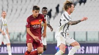 Juventus Cerro Su Participacion En La Serie A Con Una Sorpresiva Derrota Ante As Roma Libero Pe