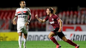 Sao Paulo 4-3 Lanús RESUMEN YouTube resultados estadisticas videos goles  partido Copa Sudamericana Resultado final VIDEO | libero.pe