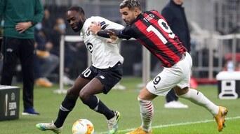 Partidos de HOY Milan vs Lille EN VIVO ESPN 2 Hora Links canal de TV cuando  juega Zlatan Ibrahimovic como y donde ver partido hoy UEFA Europa League  Milan contra Lille Estadio