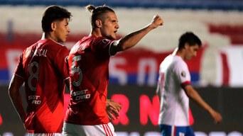 River Plate 6-2 Nacional RESUMEN YouTube resultados estadisticas videos  goles partido Copa Libertadores Resultado final VIDEO | libero.pe