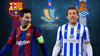 Ver Directv Gratis Barcelona Vs Real Sociedad En Vivo En Directo Online Futbol Libre Barcelona Contra Real Sociedad Roja Directa Link Live Tv Streaming Supercopa De Espana 2021 Pronostico Apuestas Real Sociedad