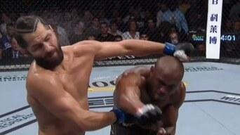 Kamaru Usman venció KO a Jorge Masvidal por estelar UFC 261 retuvo cinturón peso welter RESUMEN UFC ESPN | libero.pe