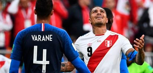 Perú quedó eliminado del Mundial tras perder 1-0 ante Francia