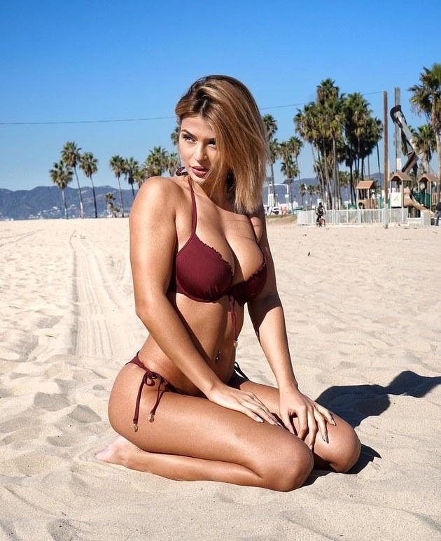 Fernanda Moreno, la sensual joven que roba suspiros en Instagram [FOTOS]