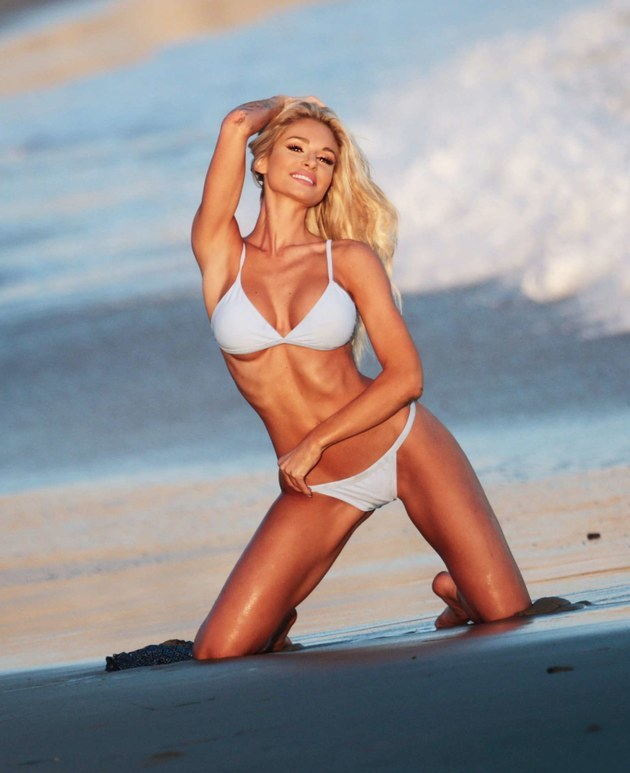 Anna Katharina, la sensual modelo alemana que conquista Instagram [FOTOS]