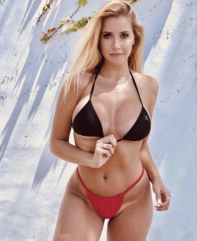 Kiki Passo, la modelo brasileña que conquista las playas con su belleza [FOTOS]