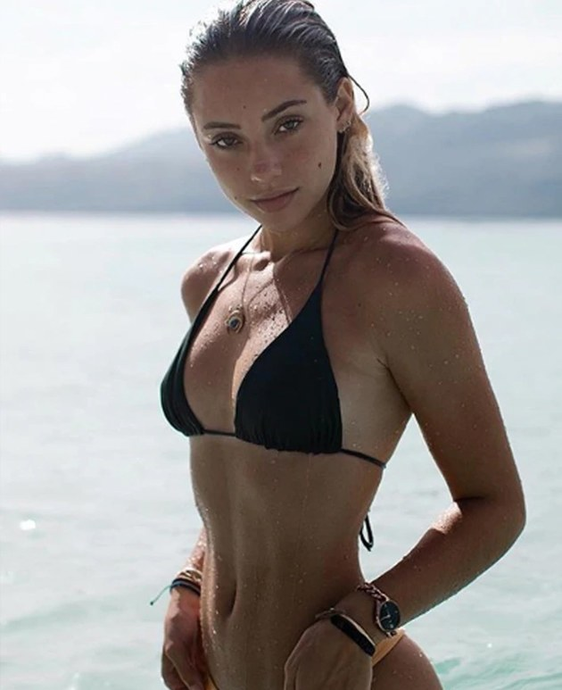 Charly Jordan, la modelo que cautiva en Instagram con su cuerpo fitness [FOTOS]