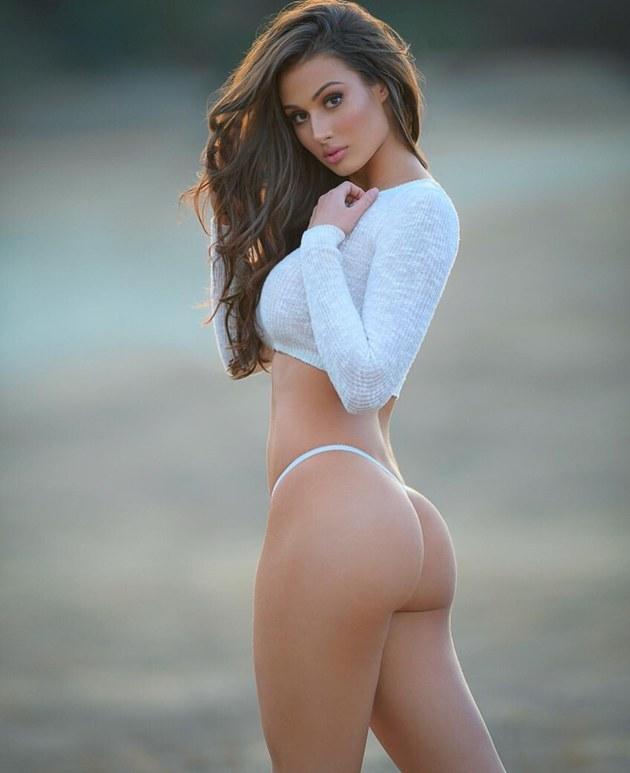 Bianca Kmiec, la sensual modelo que acapara la atención en Instagram [FOTOS]