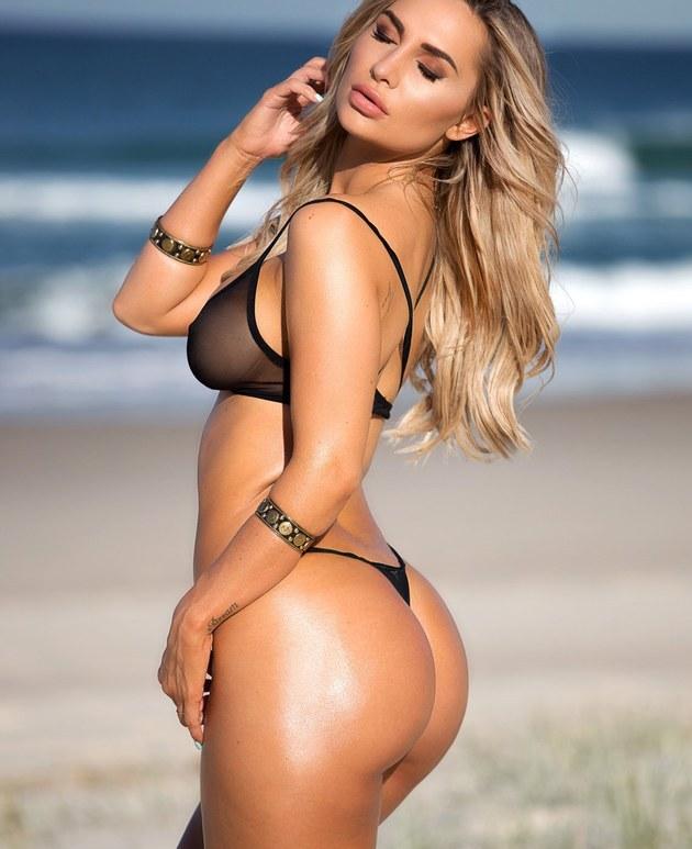 Rosanna Arkle, la modelo de Nueva Zelanda que sorprende en redes [FOTO]
