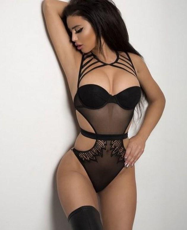 Vildane Zeneli, la modelo que paraliza Instagram con sus sensuales imágenes en bikini [FOTOS]