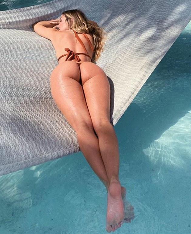 Cassandra Davis, la diosa que ni Cristiano Ronaldo pudo resistirse [FOTOS]