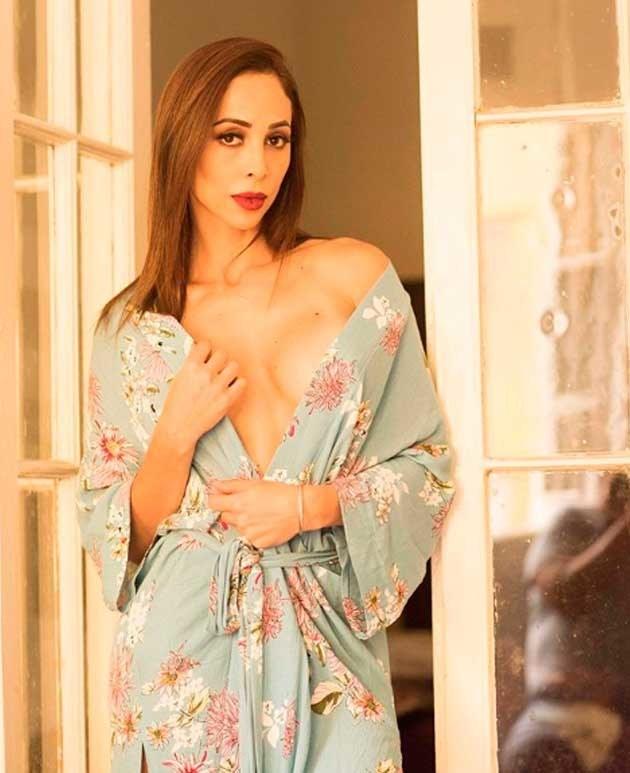 Olinda Castañeda, la sexy modelo que sube la temperatura en Instagram [FOTOS]