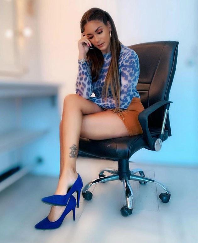 Tilsa Lozano es la sensual y sexy Diablita de hoy sábado 29 de junio