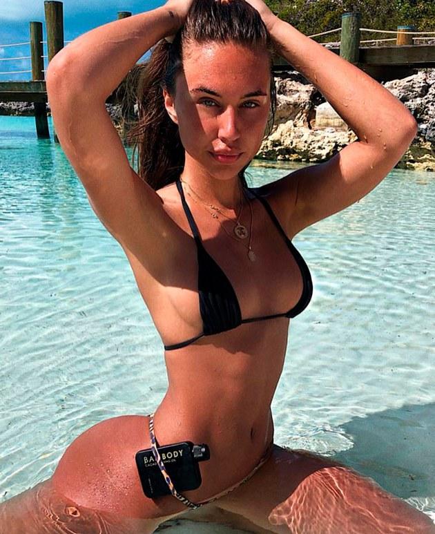 Modelo Brit Manuela enciende Instagram con sus sensuales imágenes [FOTOS]