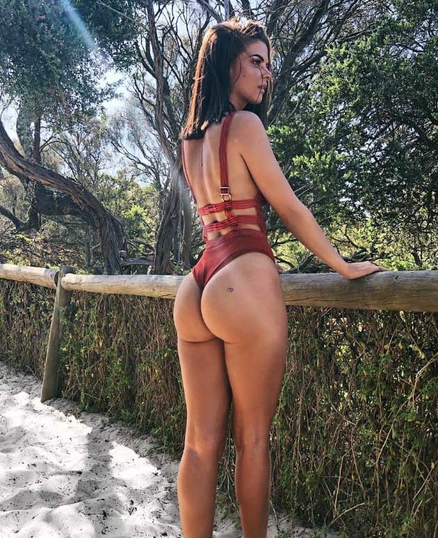 Modelo Samantha Parks enciende Instagram con sus sensuales imágenes [FOTOS]