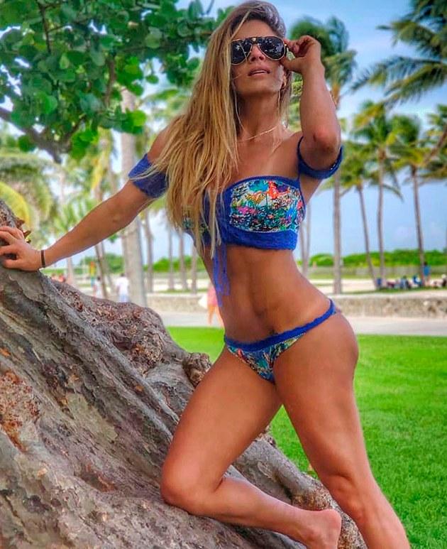 Alejandra Baigorria alborota el Instagram con fotos y buena nueva