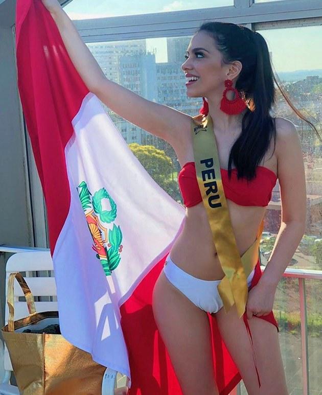 ¡No lo vas a creer! Valentina Tejada se lució en Brasil, pero desató polémica