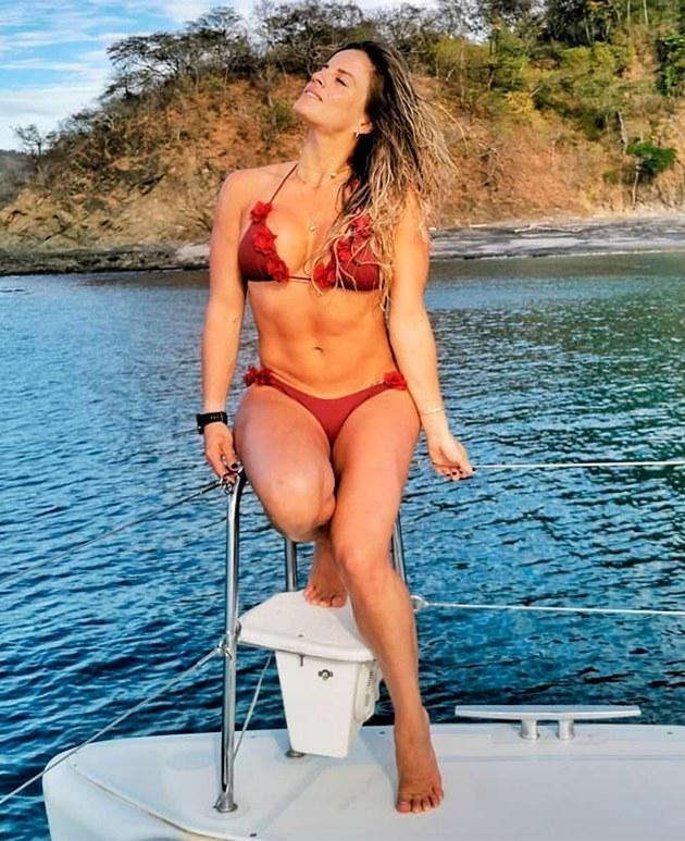 Alejandra Baigorria está solterita