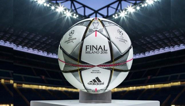 693edfa808571 Champions League  este será el balón oficial para la final en Milan ...