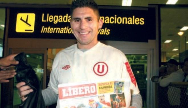"'Topo' Gigena: ""A base de goles tratare de ganarme a la hinchada"""