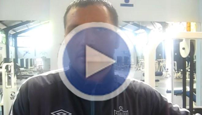 """John Hinostroza: """"Todos los jugadores podemos ser convocados a la selección"""""""