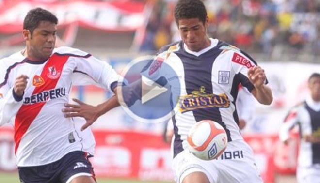 Gálvez le empató 1-1 a Alianza en el final del partido