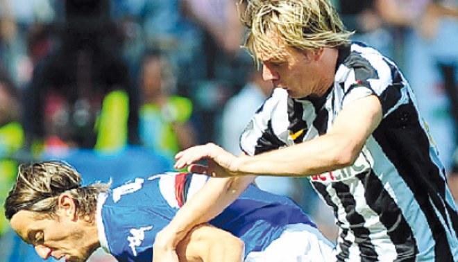 Juventus metió  de todo